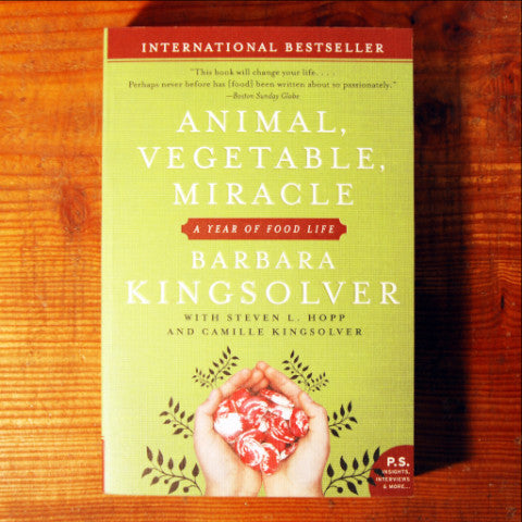 Animal Vegetable Miracle