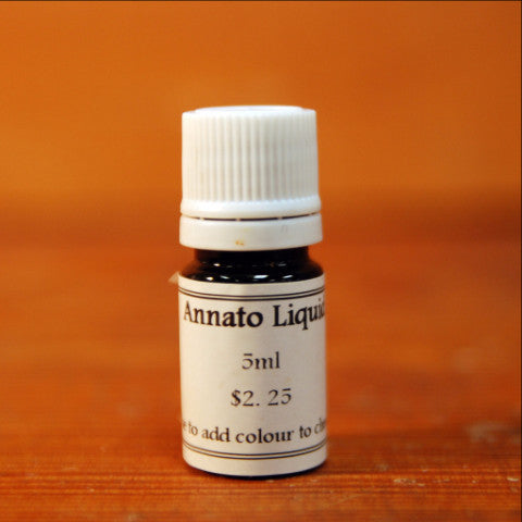 Annatto - Liquid