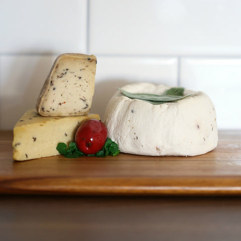 20160709 Dairy-Free Cheese Course