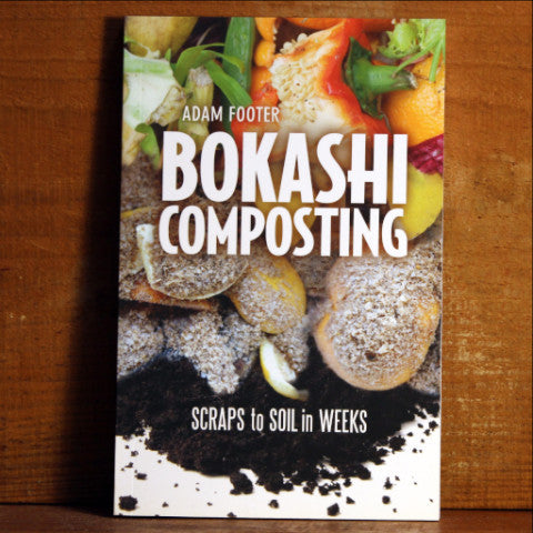 Bokashi Composting - Adam Footer