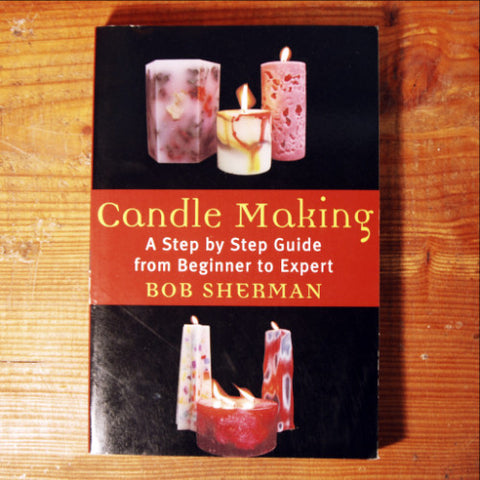 Candle Making - Bob Sherman