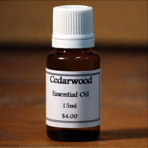 Cedarwood Texas White Essential Oil