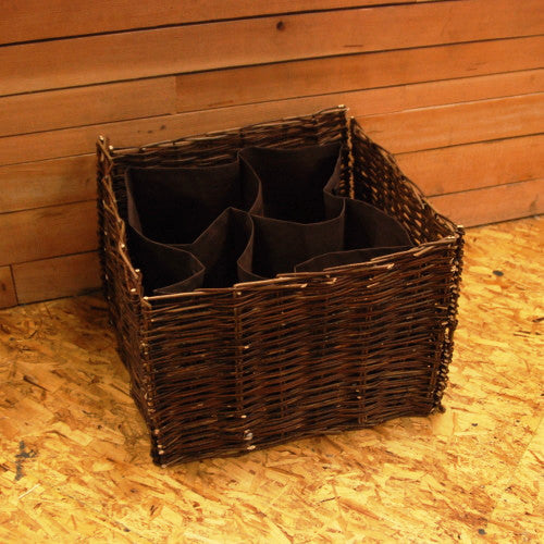willow vegetable planter