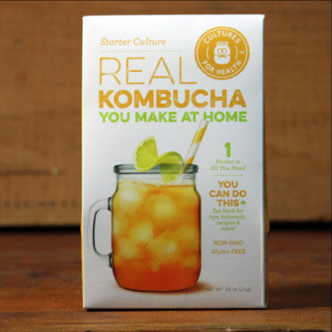 Dried Kombucha SCOBY by Cultures for Health