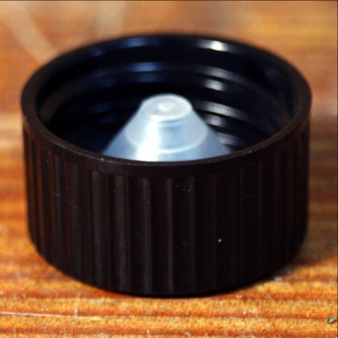 Black Phenolic Bottle Lid