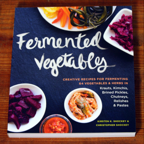 Fermented Vegetables - Shockey