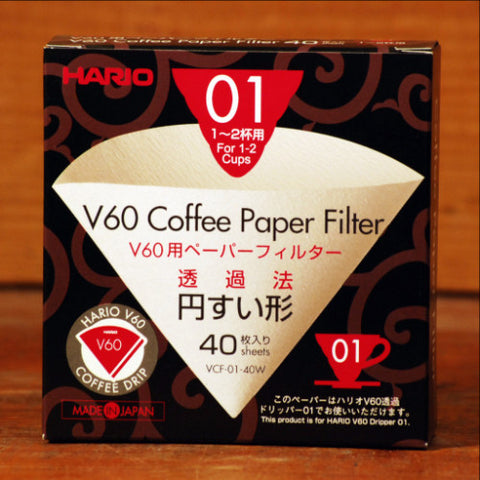 Paper Coffee Filters by Hario