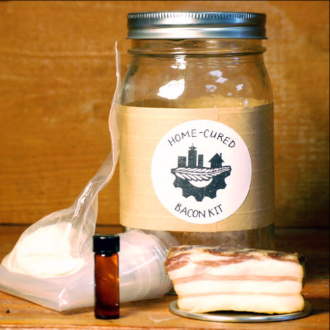 Homemade Bacon Kit