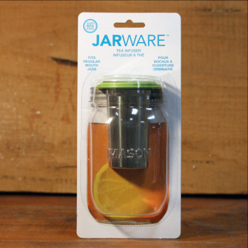 Mason Jar Tea Infuser by JarWare