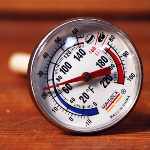 Thermometer - With Sleeve