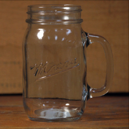 Mason Jar Mug by Anchor