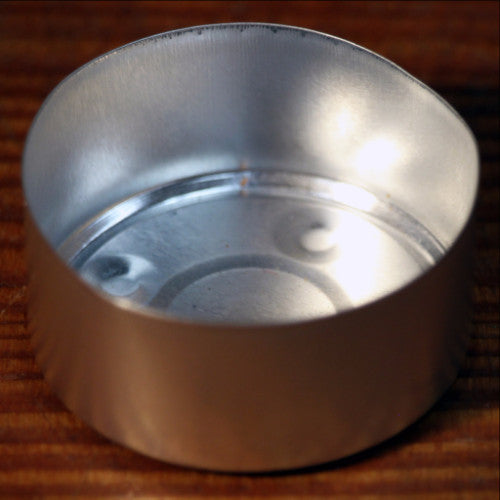 Tealight Cup -  Metal