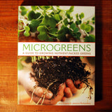 Microgreens - Eric Franks and Jasmine Richardson