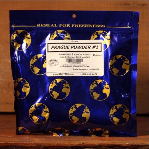 Prague Powder Cure #1 (Bulk 454g)