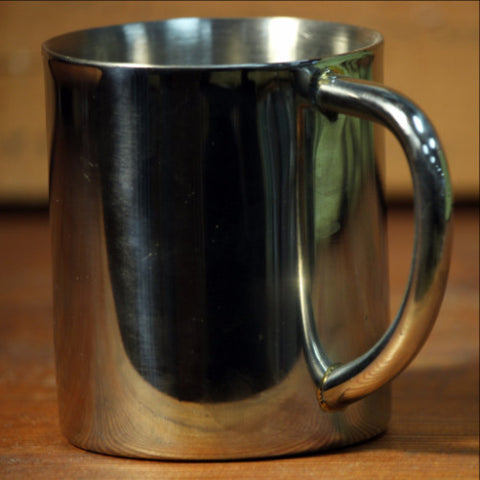 Stainless Mug - Double Walled