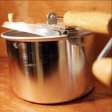 Stovetop Popcorn Popper by Old Mountain
