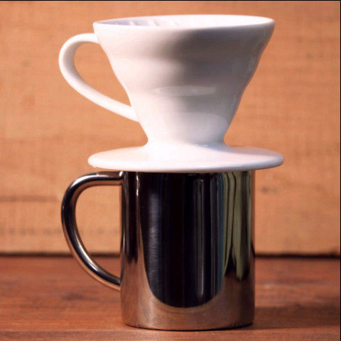 Ceramic Coffee Dripper by Hario