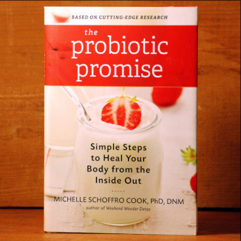 The Probiotic Promise - Michelle Schoffro Cook