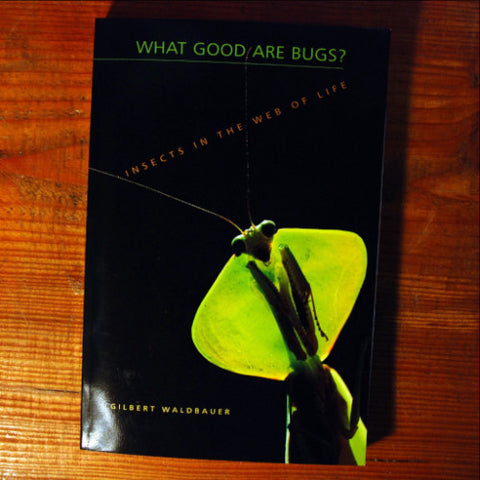 What good are bugs? Insects in the Web of Life - Waldbauer