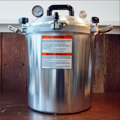 21 qt All-American Pressure Canner- Former Rental
