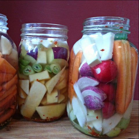 Pickled Harvest Workshop