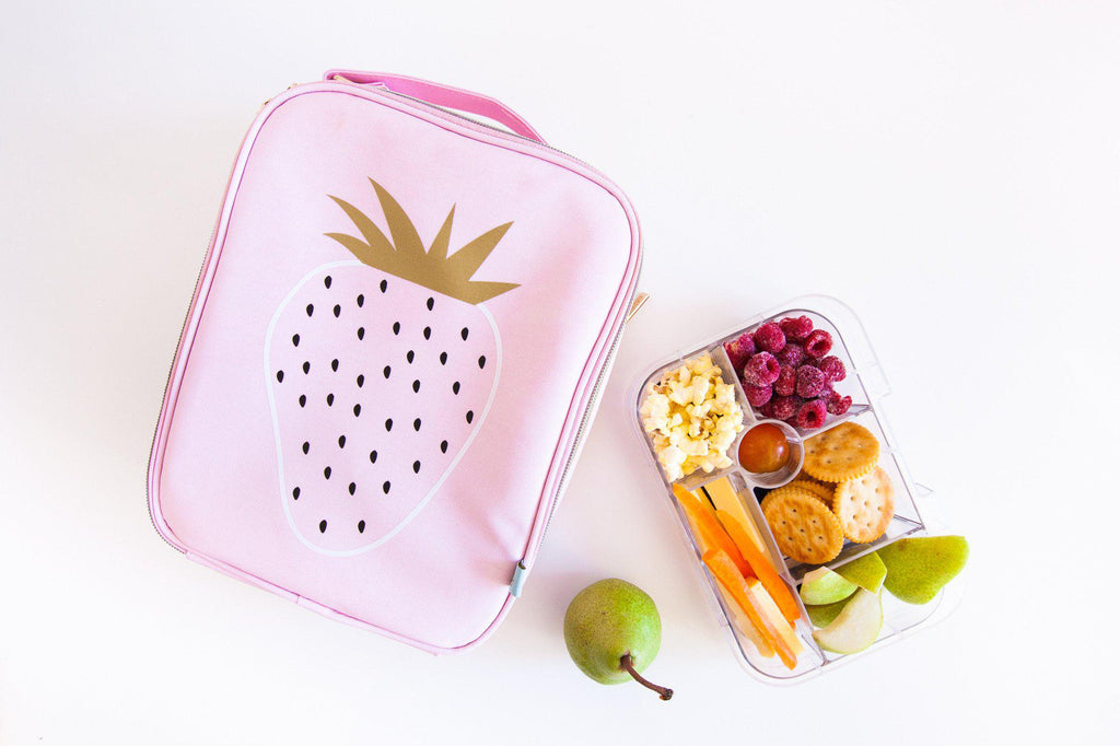 Strawberry Lunch bag