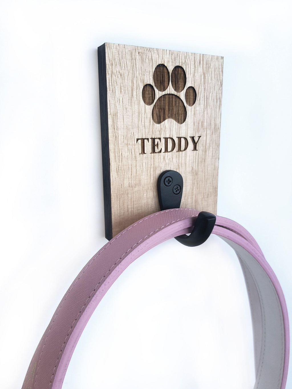 Custom Dog lead hook