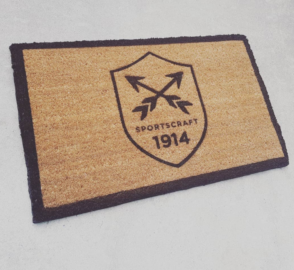 Custom Logo Doormats