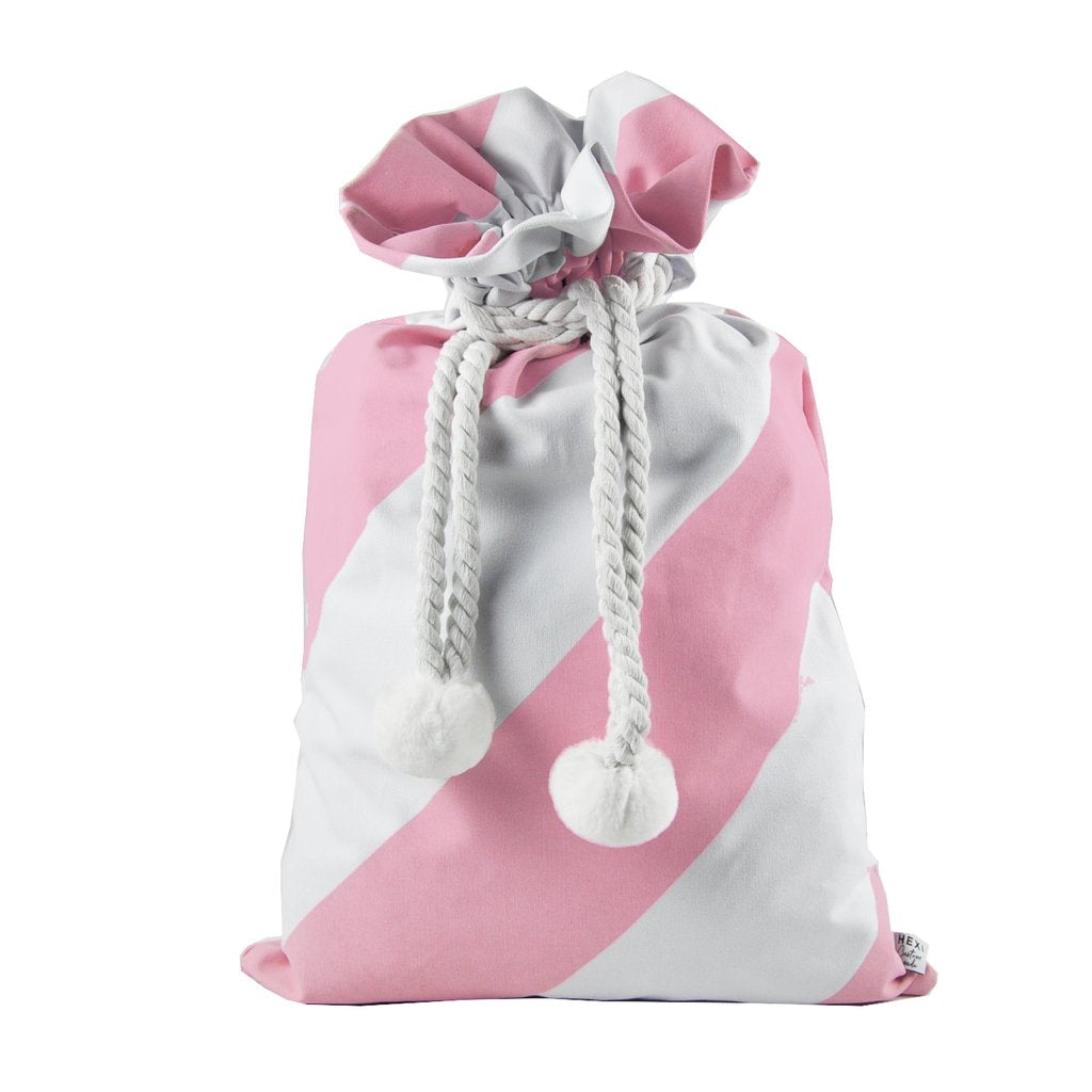 PINK - Santa Sacks - Excess Stock - Ready to Ship