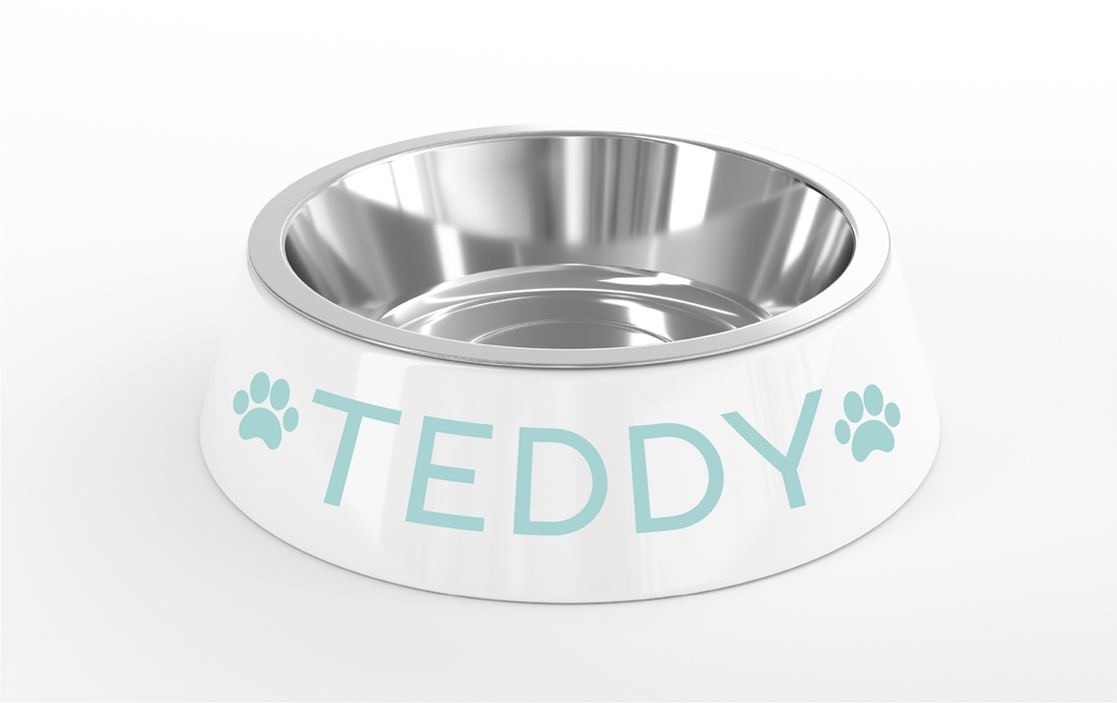 Custom Dog bowl
