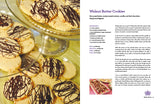 The Cookie King Cookbook: Sweet Walnut Butter cookie recipe. Robert Merten
