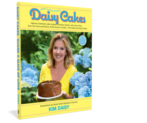 Daisy Cakes - Share a Slice of Love Cookbook