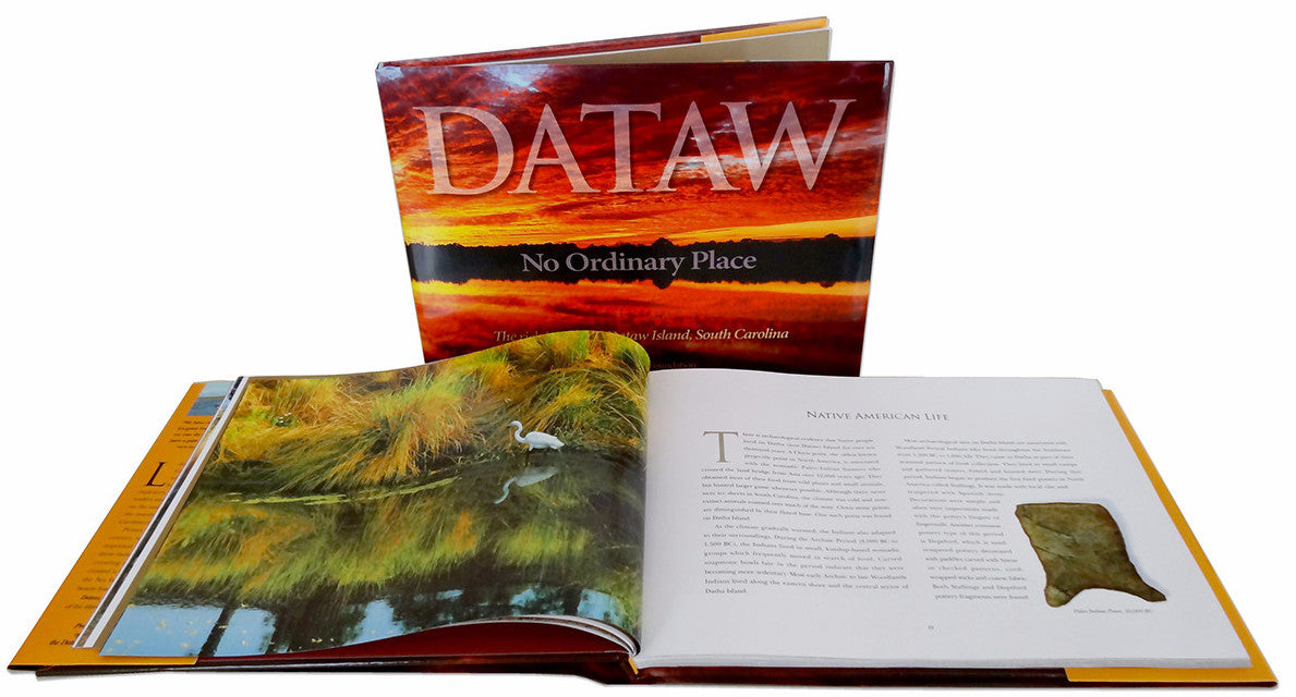 Dataw Island Historical Photography and text book Foreward Lawrence Sanders Rowland Starbooks