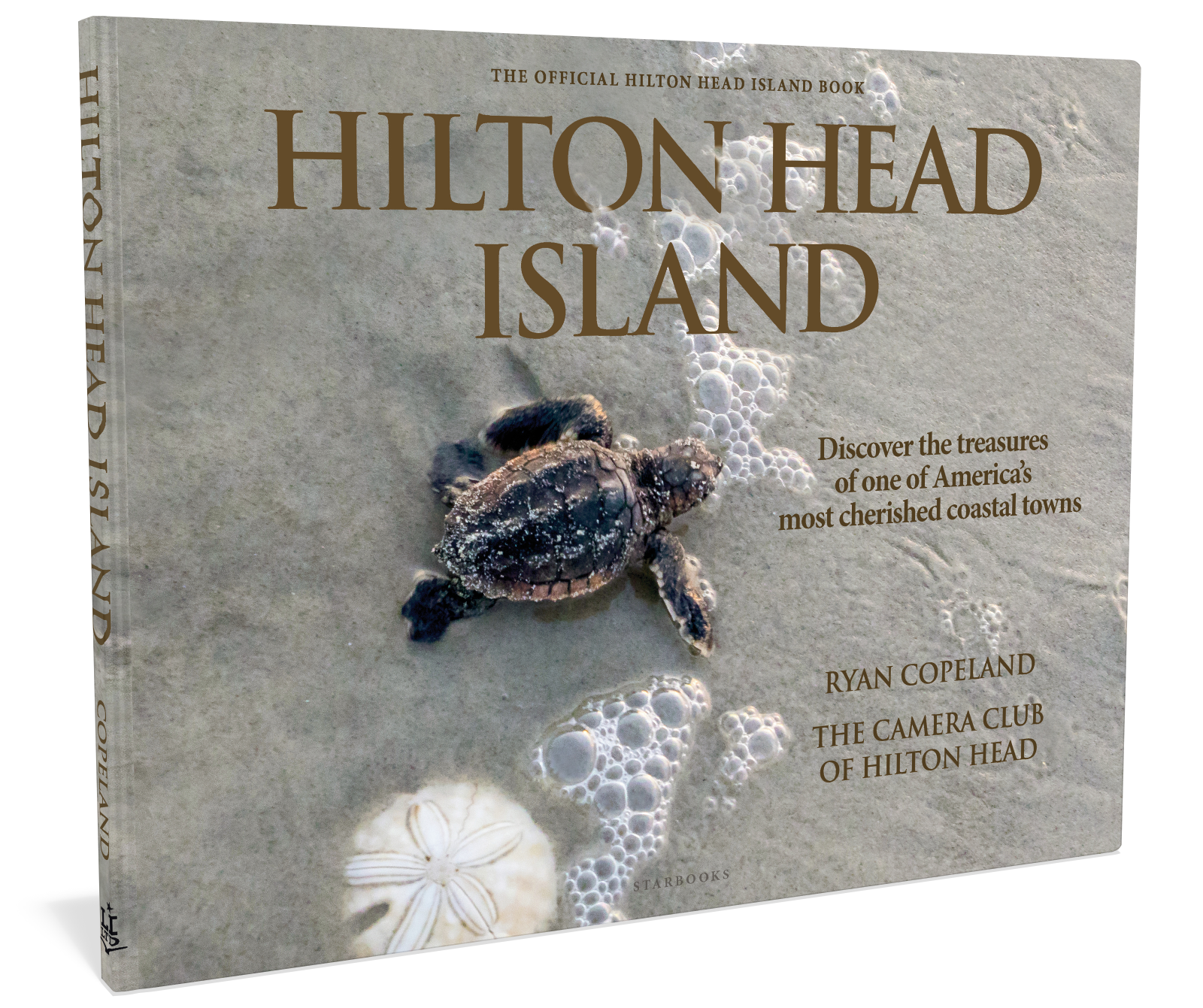 Cover: Hilton Head Island Interactive Augmented Reality Photography Book by Ryan Copeland Starbooks