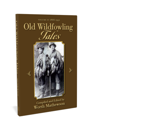 Old Wildfowling Tales