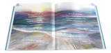 Still Before the Dawn, Inspirational book. Arranged by topic, prayer pages. Coastal watercolors. Starbooks