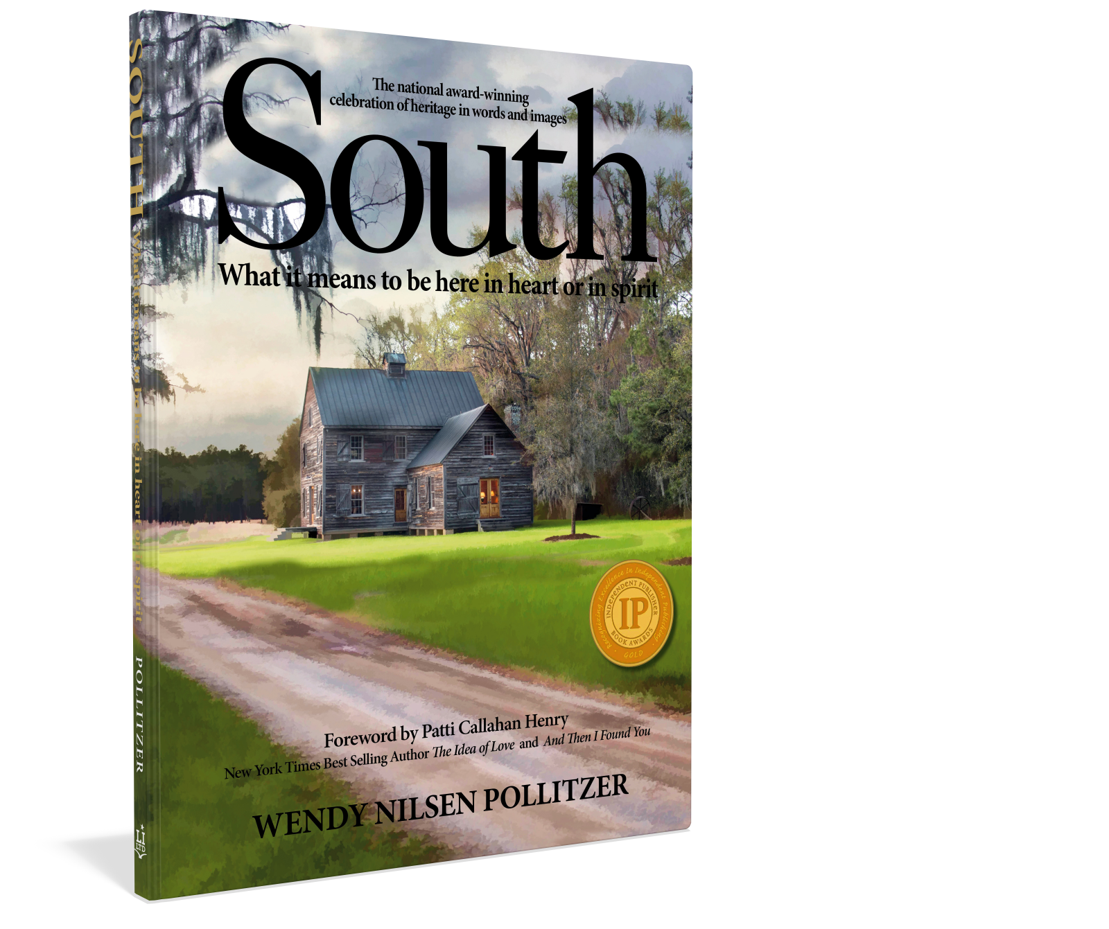 South, What it means to be here in heart or in spirit. Lowcountry book. Wendy Nilsen Pollitzer and Starbooks.