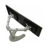 Dual Monitor Stand - Freestanding & Horizontal (2MS-FH)  - 11