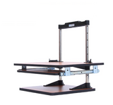 Standing Desk Wooden Converter with drawer (Economical)