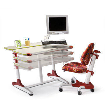 Children Gas Lift Adjustable  Healthy Desk