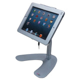 Ipad Desktop Stand for Ipad with goose neck arm (IP8B)  - 11