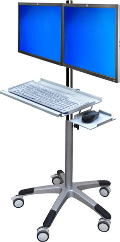 Computer Mobile Cart (MCT03-b)