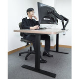 Height Adjustable Table (Manual By Crank)  - 1
