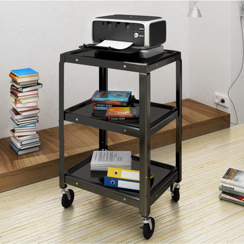 Multimedia stands and Audio Visual Carts C-34