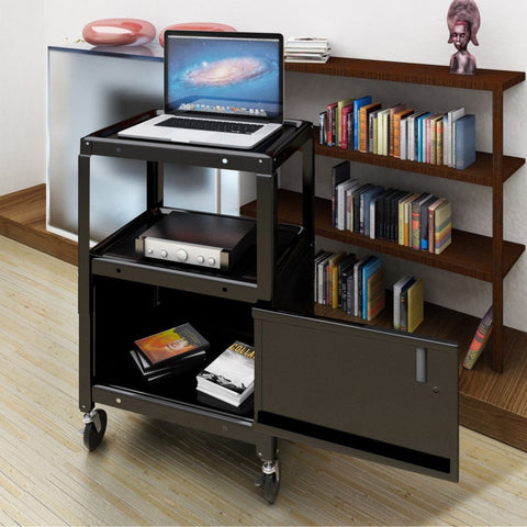 Multimedia stands and Audio Visual Carts C-44