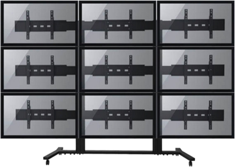 LCD Video Floor Stand (VS-F9)