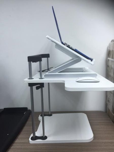 Adjustable Sit To Stand Standing Desk On Top Of Your