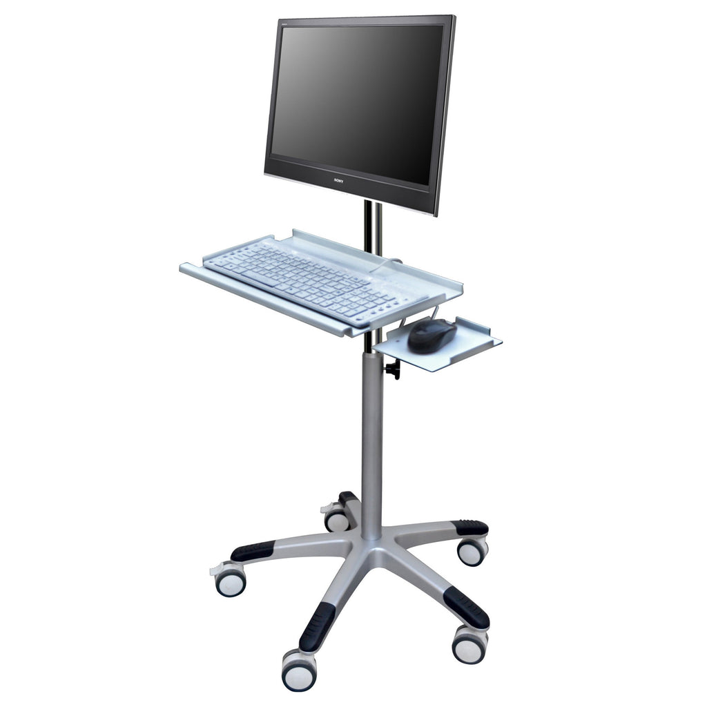Computer Mobile Cart Mct03 A Display Stands India
