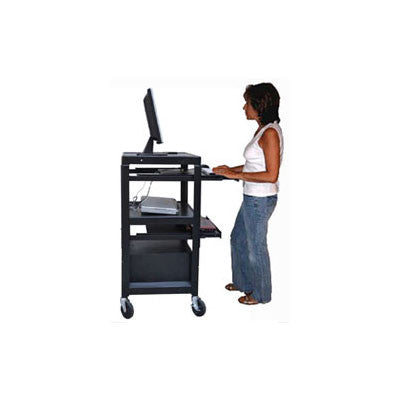 Mobile Computer Trolley MCT04