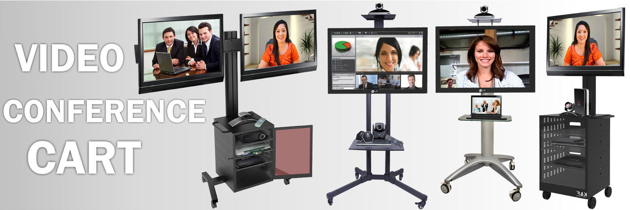 LCD TV Video Conferencing Stands